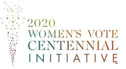Women's Vote Centennial Initiative Trademark