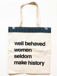 WBW canvas bag