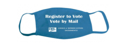 Mask - register to vote by mail