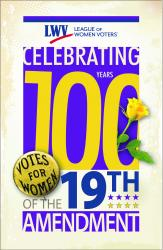 Celebrating 100 years, 19th Amendment