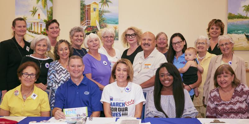 League of Women Voters of North Pinellas County