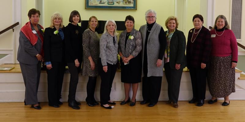 38th Annual Bucks County Women's History Month Award