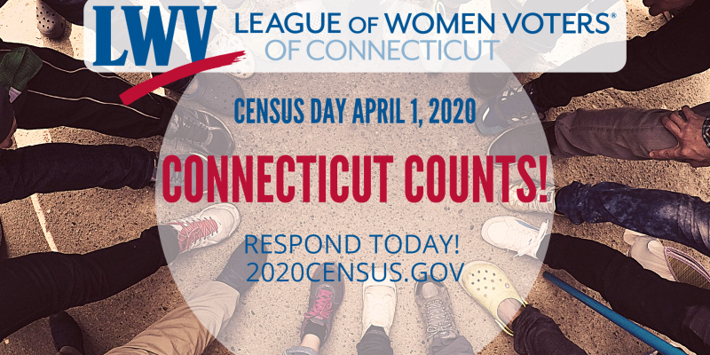 Census Day 2020 Connecticut Counts Slideshow Image