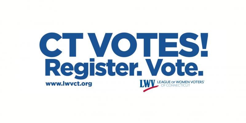 CT Votes! Campaign Banner image