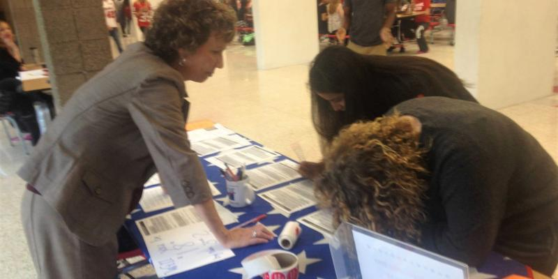Registering Voters