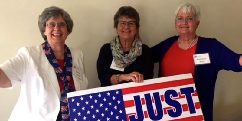 LWV Greater Tucson Members say - Just Vote