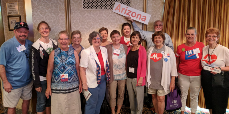 LWVAZ, LWV, 2018 Convention