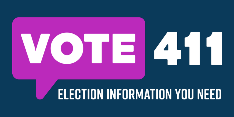 VOTE411 | Election Information You Need
