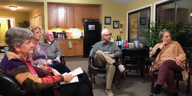 General Membership meeting members
