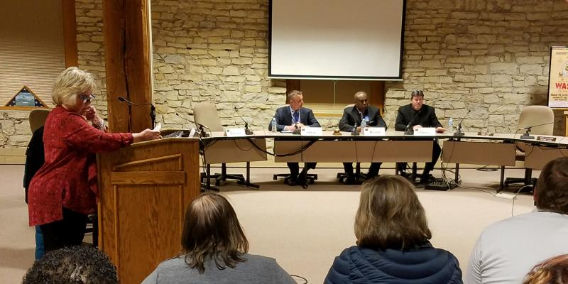 Candidate Forum: Kane County Sheriff