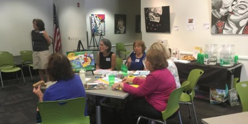 LWV North County San Diego Facilitation Training