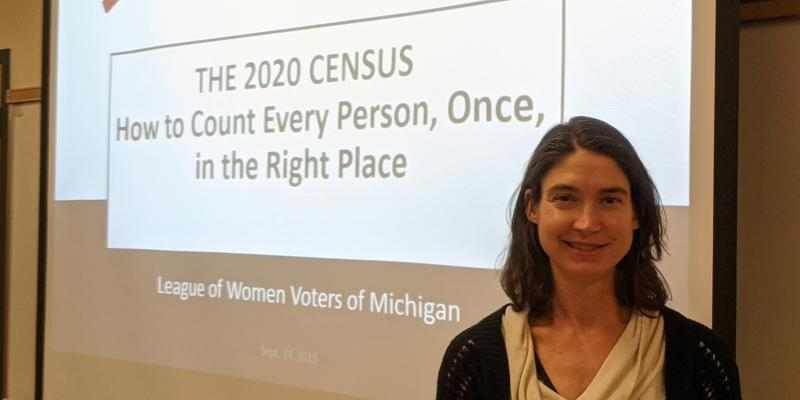 The 2020 Census 11-19-2019