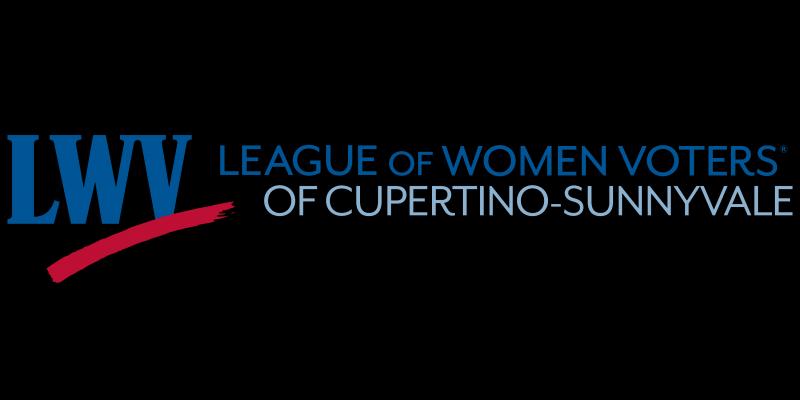Logo - LWV Cupertino-Sunnyvale