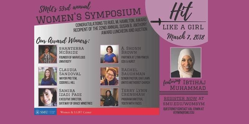 SMU Women's Symposium