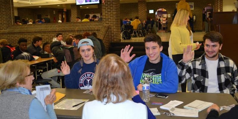 High School Voter Registration