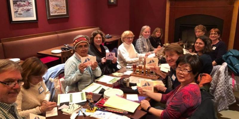 LWV Falls Church Board Members