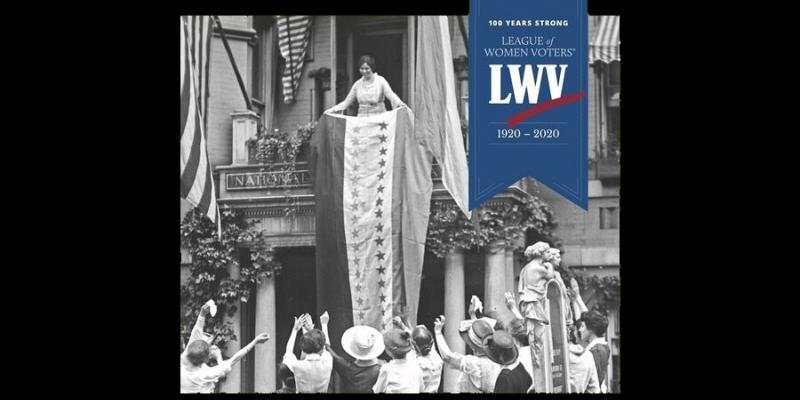 Alice Paul at National Women's Party headquarters following 19th Amendment ratification