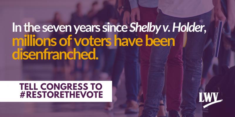 Restore the Vote