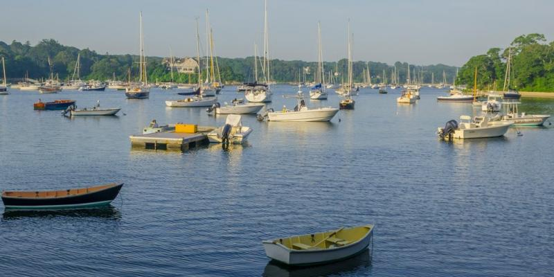 Quissett Harbor