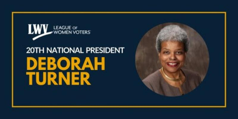 20th National President: Deborah Turner