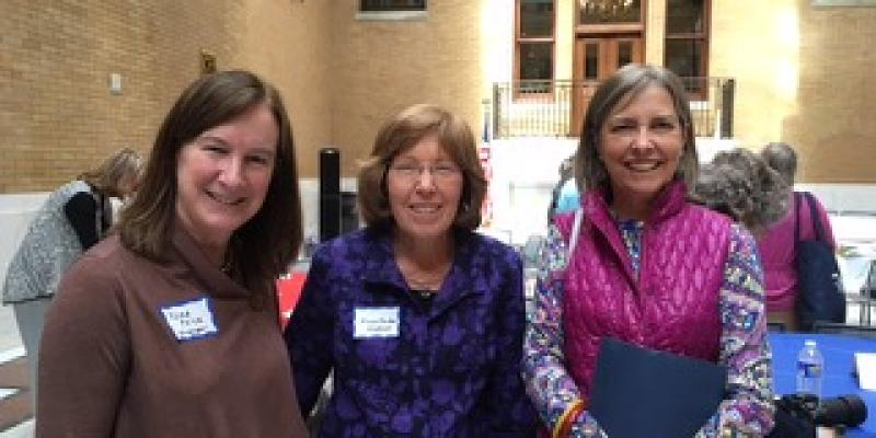 Hingham Members attend  Day on the Hill