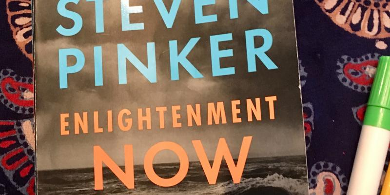 Book Cover for Enlightenment Now