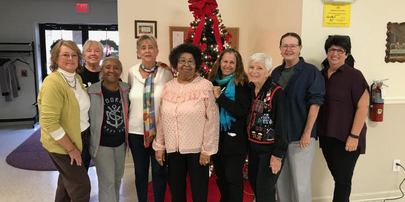LWV Horry County Members Gather Monthly