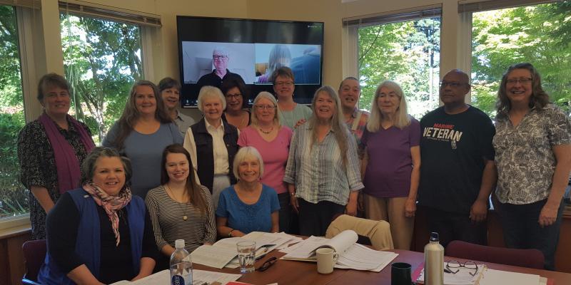 2018-2019 LWVHC Board of Directors
