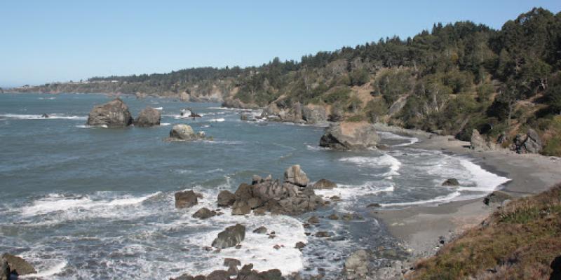 Humboldt County Coastline