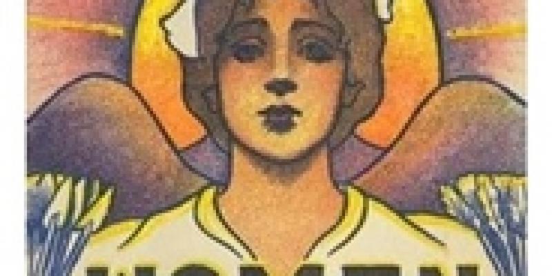 let ohio women vote poster