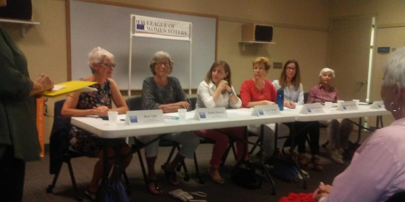 LaGrange LWV Hosts Program on Local Elections
