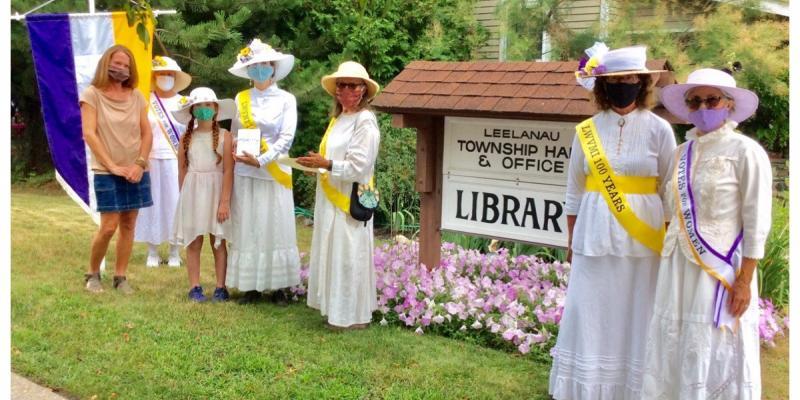 Leelanau Township Library Gift