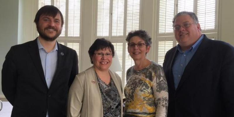 LWV Lower Merion Narberth Legislative Interviews