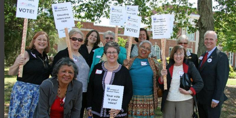 LWV Georgia Members Photo