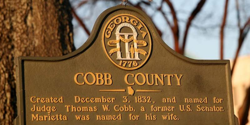 Cobb County, GA - Origin Story