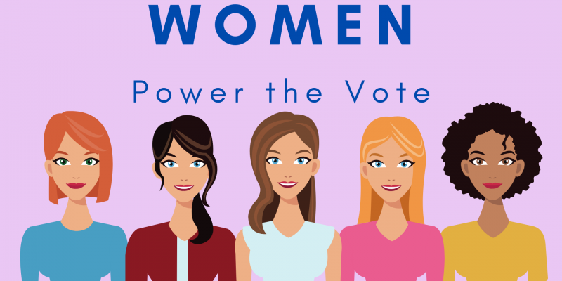 Women Power the Vote!