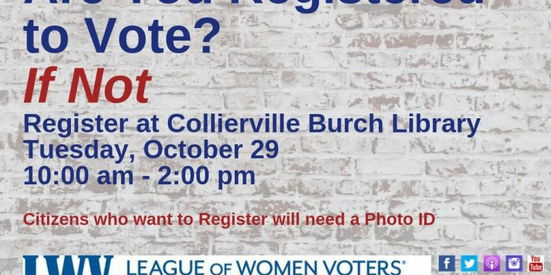 League of Women Voter Memphis Shelby County