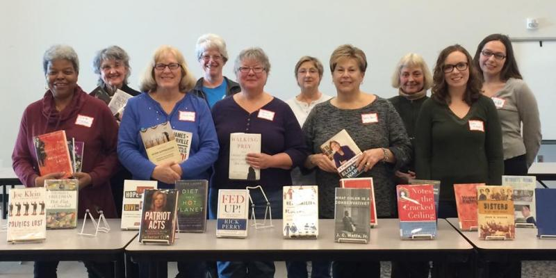 Book Club Members Photo