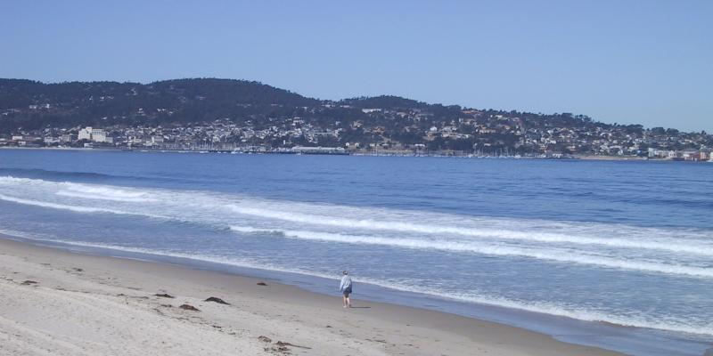 View of Monterey