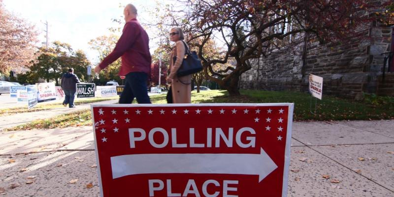 Polling Locations - Get Out and Vote