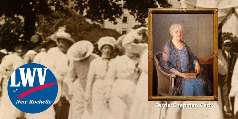League of Women Voters of New Rochelle