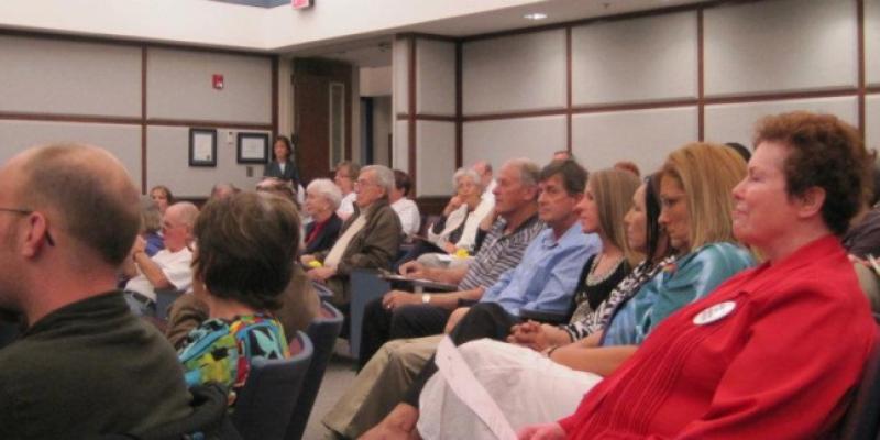 City Council Event