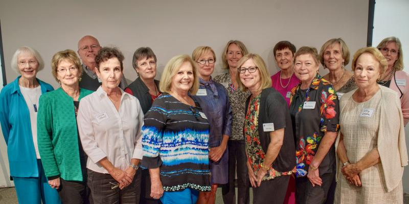 LWVNCSD Board for 2018-19