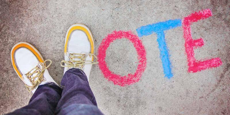 VOTE its your superpower