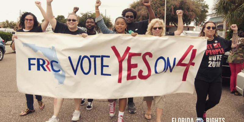 FRRC Vote Yes on Florida Constitutional Amendment 4