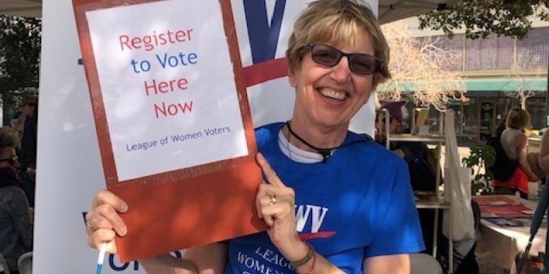 LWVO Voter Service
