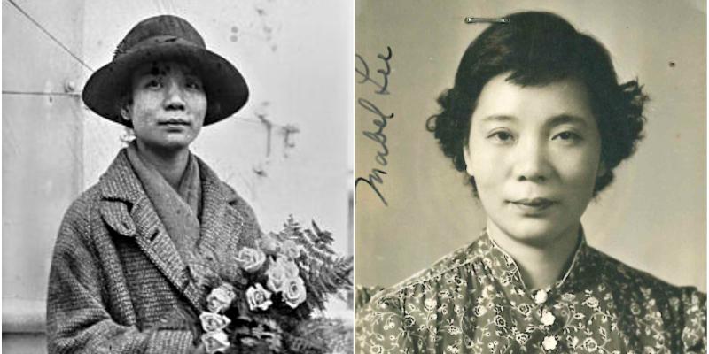 Mabel Lee suffragist