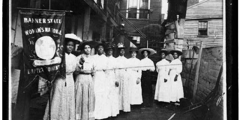 Black Suffragists