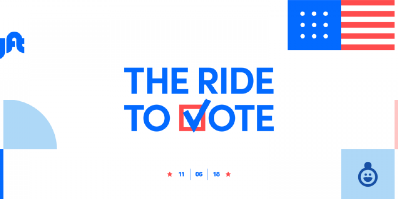 Lyft Voting graphic