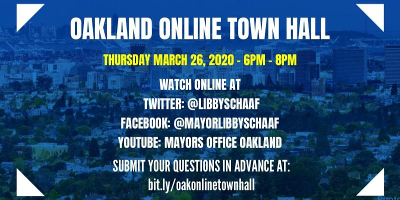 Oakland Town Hall